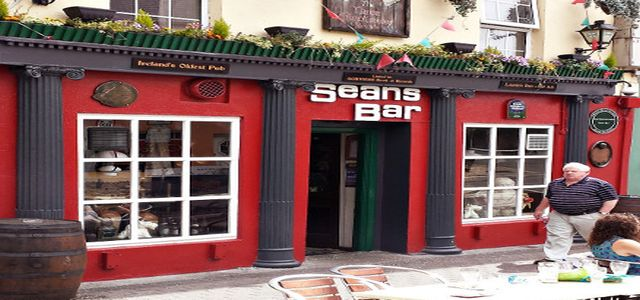 Sean's Bar oldest pub in Ireland and in Europe