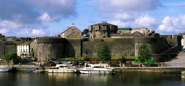 Athlone Castle river boats cruises